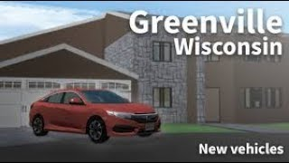 How To get a self driving car in Roblox Greenville Beta