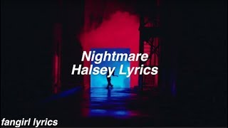 Download lagu Nightmare Halsey Lyrics