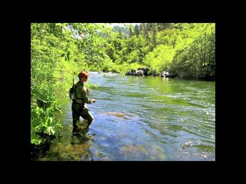 Fly Fishing Bollibokka Fishing Club On The McCloud River Spring 2012