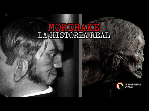La VERDADERA historia de EDWARD MORDRAKE ¿Real o Falso?