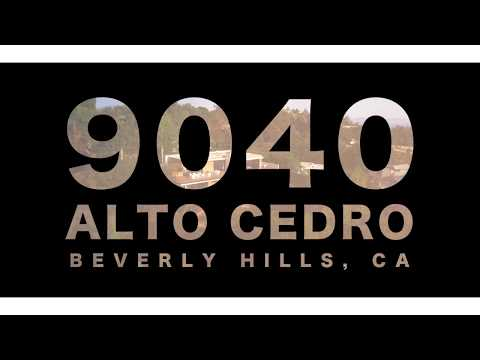 9040 Alto Cedro Drive | Beverly Hills Post Office | $9,000,000