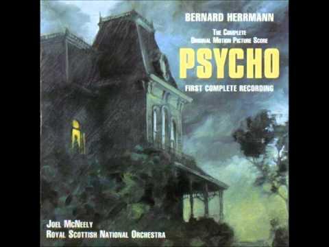 Bernard Herrmann: Psycho  Prelude