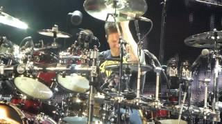 Daniel Adair Drum Solo - Nickelback Allphones Arena 22/05/2015