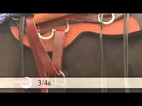 Julie Goodnight: Quick Tip about what saddle rigging to use on your Circle  Y saddle