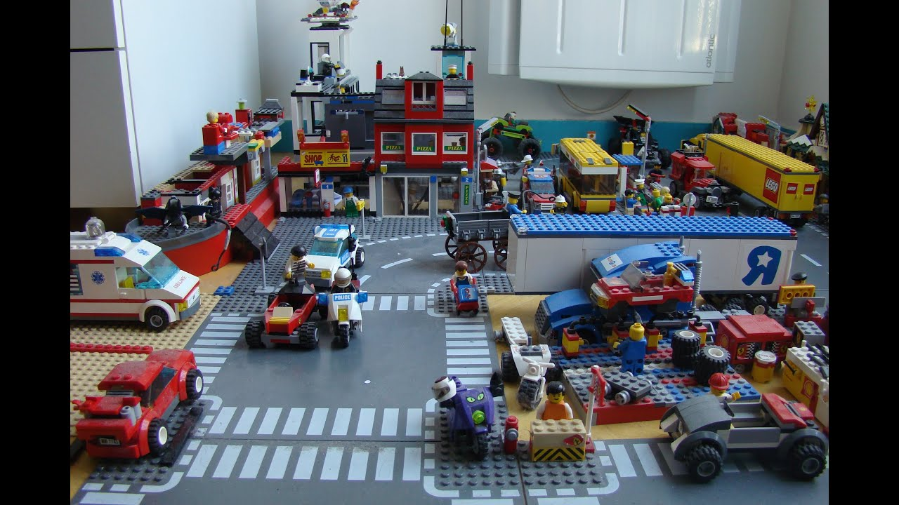 Lego City Ville