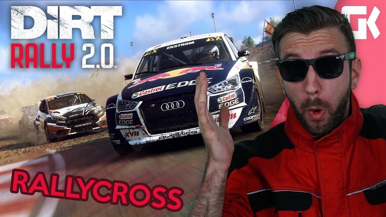 RALLYCROSS! | Dirt Rally 2.0 #04