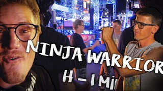 EN TONGS À NINJA WARRIOR - WA 128 - Brutisode Winteractivity téléréalité