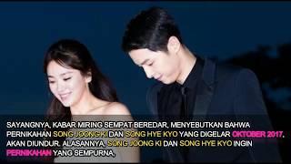 Hendak Menikah, Song Joong Ki – Song Hye Kyo Belum Izin Orangtua