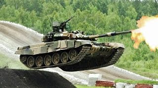 Top 10 Most Powerful Tanks In The World Countdown