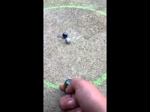 How To Play Marbles (Kinda)