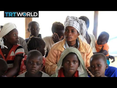 Refugee Crisis: Thousands of Congolese flee to Uganda daily