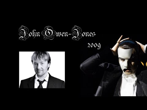 The Music of the Night (John Owen-Jones vs Ramin Karimloo vs Gerard Butler)