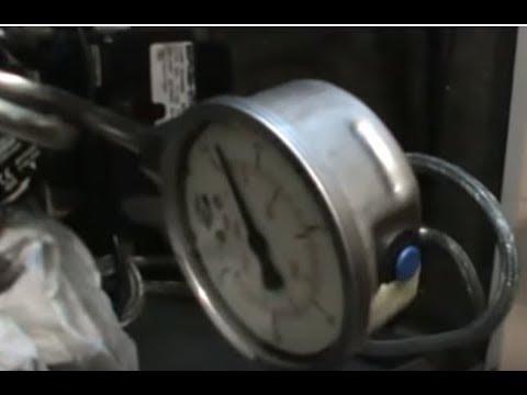 Como verificar y modificar la presi n de la bomba de for Bomba calefaccion gasoil