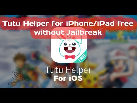 Download and install TutuApp Helper on iPhone/iPad iOS