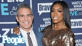 Andy Cohen Reacts to Porsha Williams' 'Wild' Engagement: 'I Can't Wait to Find Out More' | PEOPLE