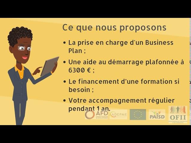 PAISD Partenariat OFII-ADEPME pour l'accompagnement des étudiants sénégalais entrepreneurs