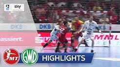 MT Melsungen - TSV GWD Minden | Highlights - DKB Handball Bundesliga 2018/19