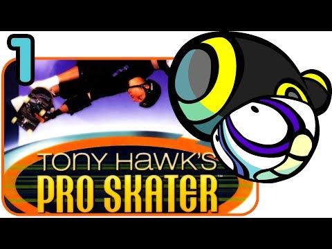 TONY HAWK PRO SKATER 1 Review Retrospect (N64) [RebelTaxi]