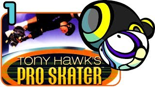 TONY HAWK PRO SKATER 1 Review Retrospect (N64) [RebelTaxi] Thumbnail