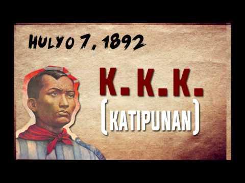 KATIPUNAN (KASAYSAYAN NG PILIPINAS)