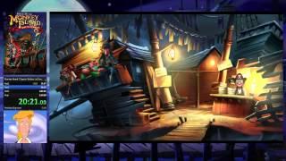 Monkey Island 2: LeChuck's Revenge Special Edition 57:12 Speed Run