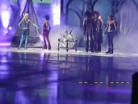 Winx на льду