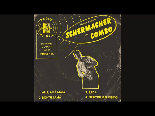 George Johannes Schermacher and Combo - Badjá