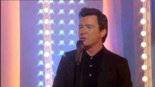 Repeat youtube video Rick Astley Sings Live - Never Gonna Give You Up - This Morning