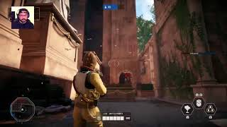 SWB2 Bossk Carry THE DEFINITION OF TEAMWORK