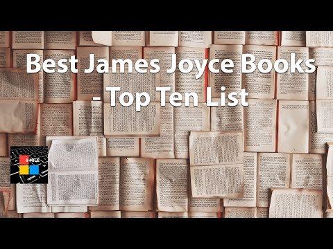 Best James Joyce Books - Top Ten List