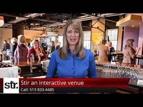 Stir Cincinnati review - the perfect event venue