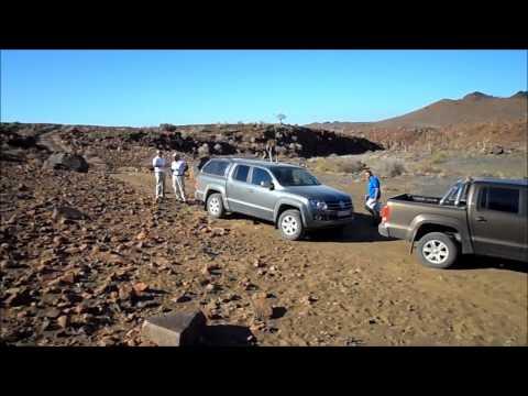 2013 Amarok launch Namib