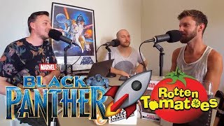 'Black Panther' 97% On Rotten Tomatoes! + more - Movie News Podcast