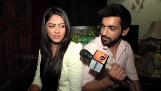 Arjit and Mrunal aka Purab and Bulbul of Kumkum Bhagya Take a Compatibility TEST