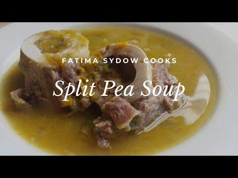 FATIMA SYDOW'S SPLIT PEA SOUP