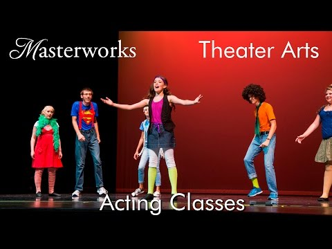 Masterworks Theater Arts Acting Class