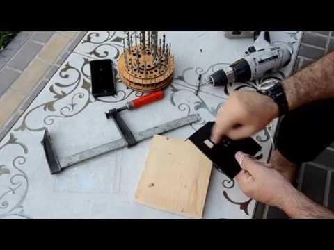 Как вырезать отверстие в бампере