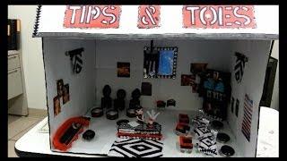 Bella Beauty College: Dream Salon Diorama Thumbnail