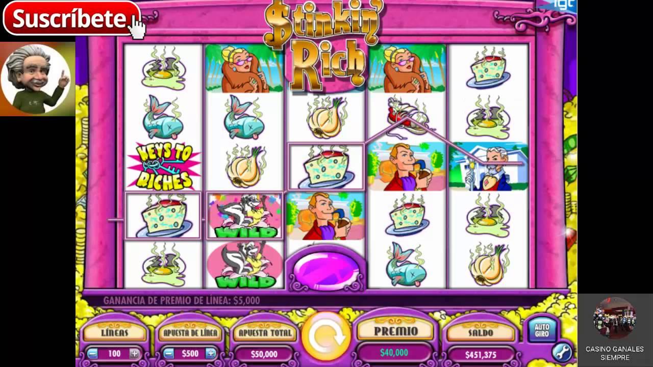Stinking Rich Trucos Tips Y Secretos Juego De Casino Tragaperras
