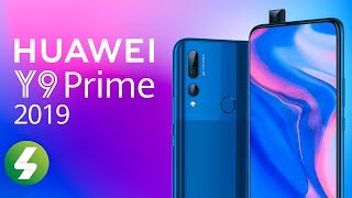 استعراض الهاتف هواوي Y9 Prime 2019
