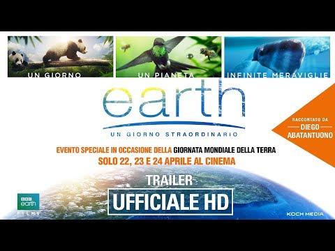 Earth - Un Giorno Straordinario   Trailer Ufficiale Italiano   HD
