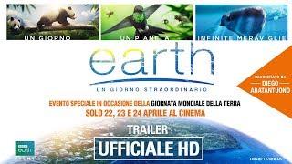 Earth - Un Giorno Straordinario | Trailer Ufficiale Italiano | HD