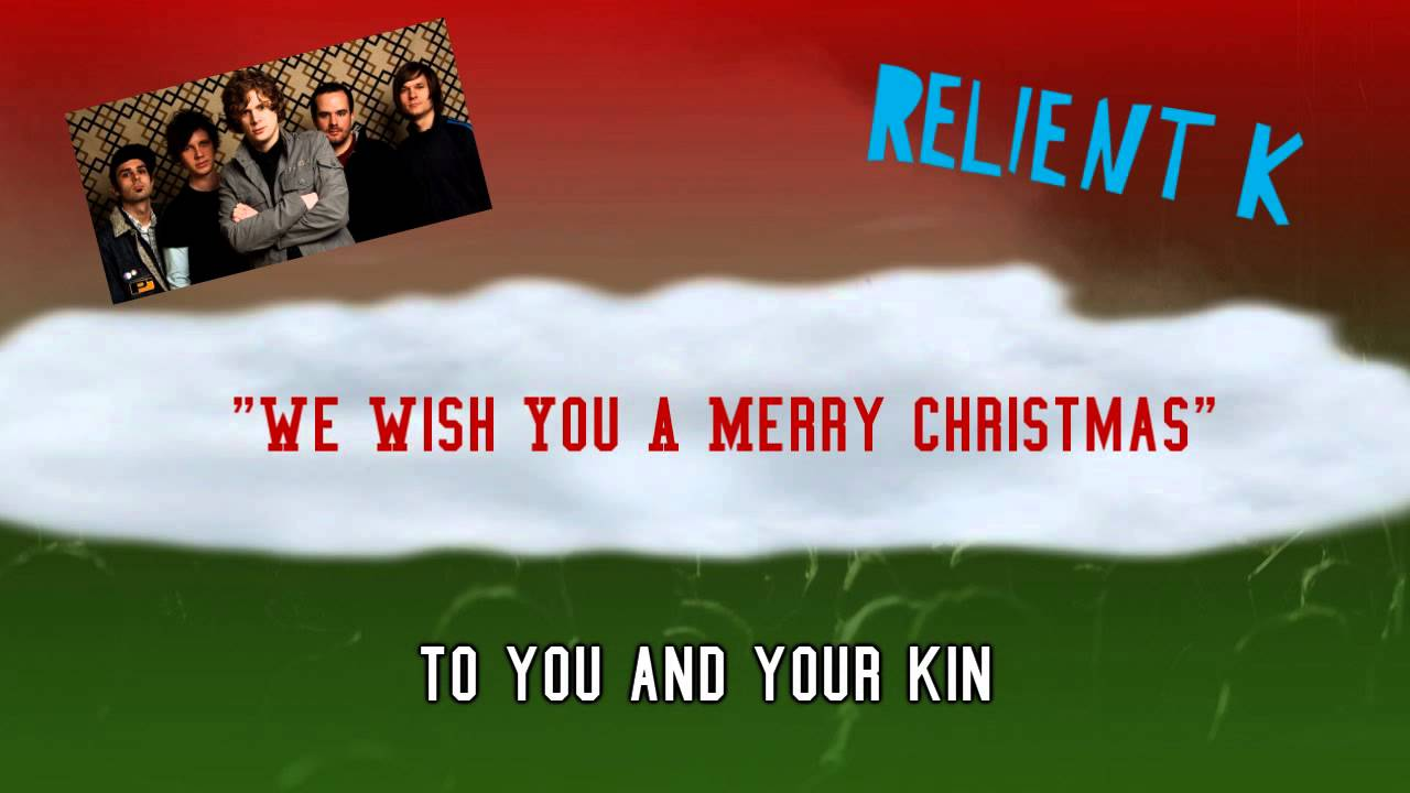 Relient K - We Wish You A Merry Christmas (Punk Plays Christmas ...