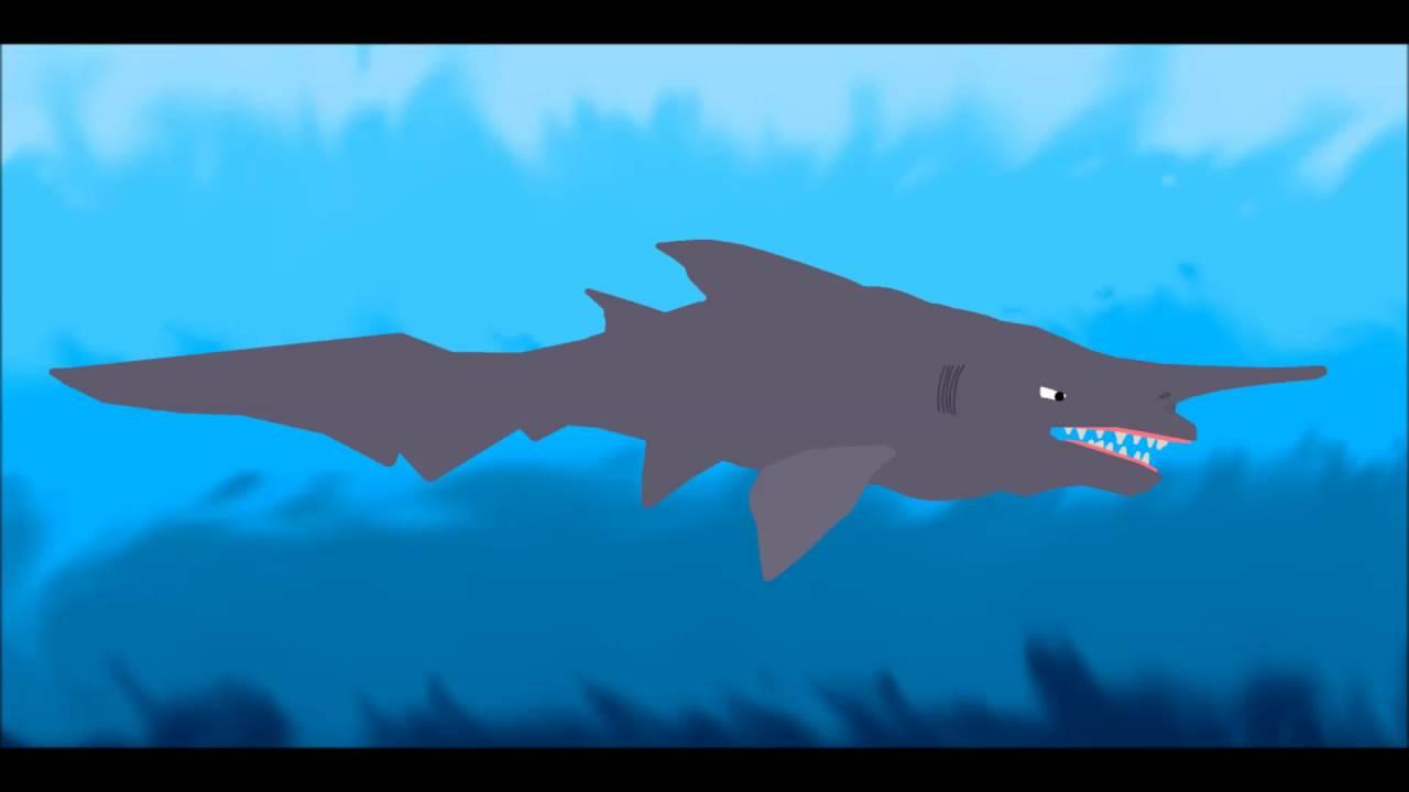 scapanorhynchus shark Gallery