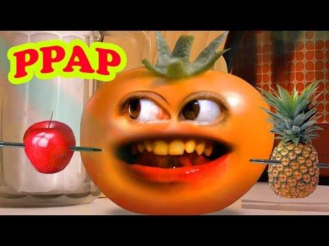 Tomat Lebay - PPAP Pen Pineapple Apple Pen ( PARODI )