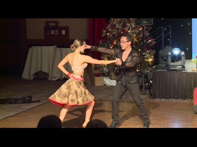 Sean 'Samba' Chu—Calgary STARS Gala 2016