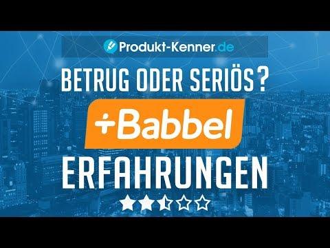[FAZIT] Babbel Erfahrungen + Review | Babbel Im TEST! Sprachen Lernen Mit Babbel?