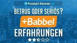 FAZIT Babbel Erfahrungen Review  Babbel im TEST Sprachen lernen mit Babbel?