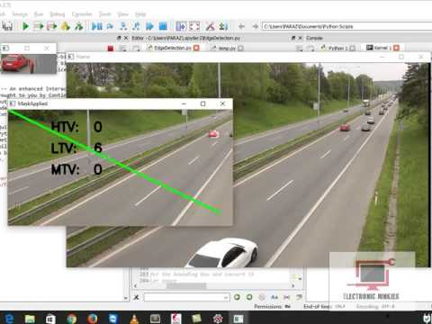 OpenCV Projects : Vehicle Classification OpenCV (python)