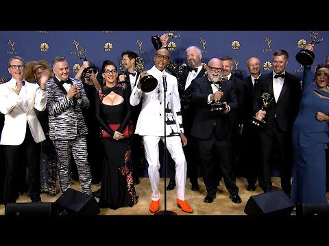 Emmys 2018: 'RuPaul's Drag Race' Cast Backstage (Full Press Conference)